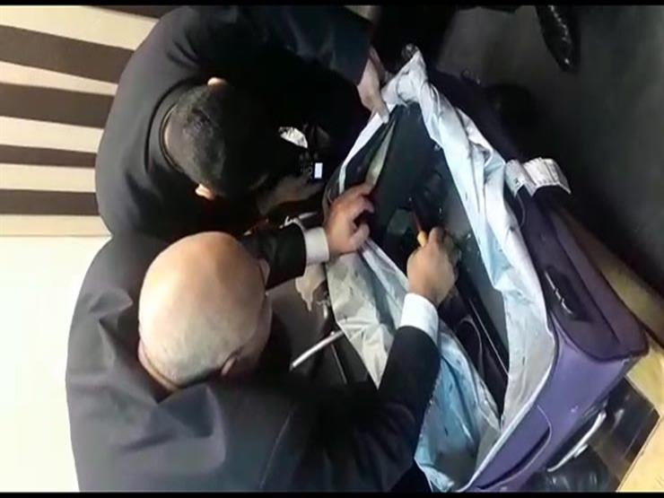 """إحباط تهريب كيلو من مخدر """"الآيس"""" في مطار القاهرة"""