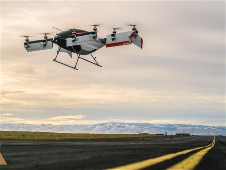 إيرباص تكشف عن موعد إطلاق أول نموذج للتاكسي الطائر
