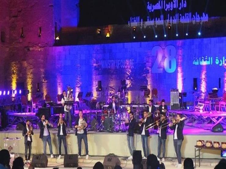 """""""براس ساوند"""" يفتتح مهرجان الإسكندرية للمسرح العربي"""