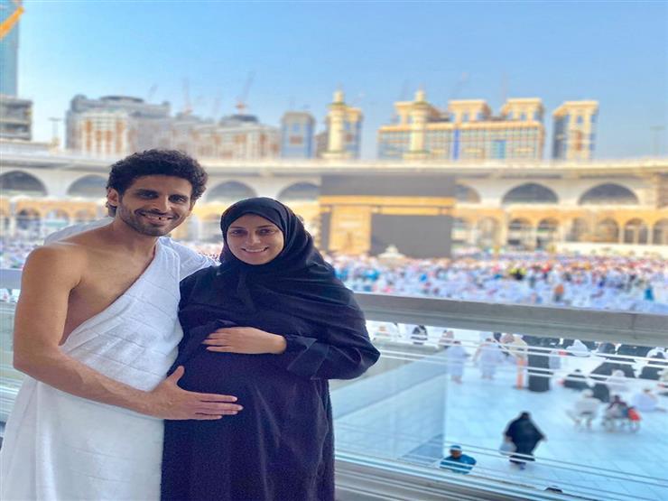 أول تعليق من حمدي الميرغني بعد إنجاب زوجته