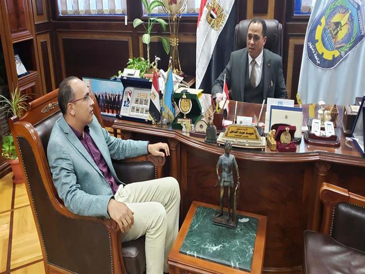 مصراوي يحاور رئيس جامعة دمنهور: كليات جديدة برشيد ومشروع لن   مصراوى