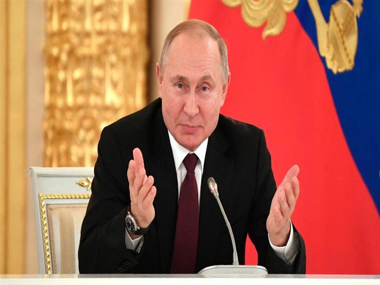 بوتين: تنظيم داعش كثّف أنشطته في سوريا