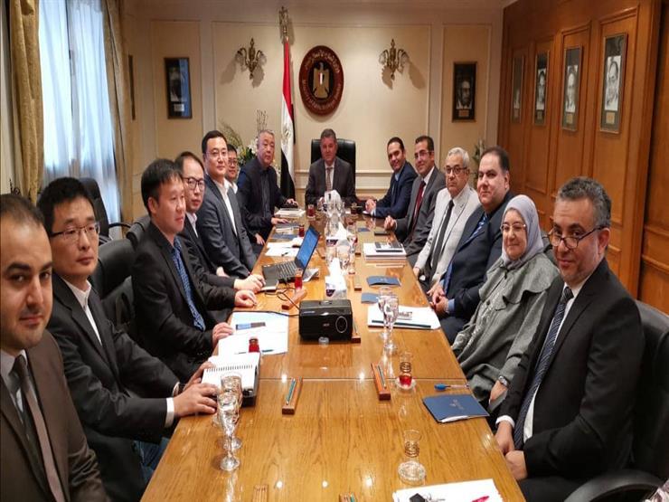 توفيق: توقيع مذكرة تفاهم لتصنيع سيارة كهربائية بمصر يناير المقبل