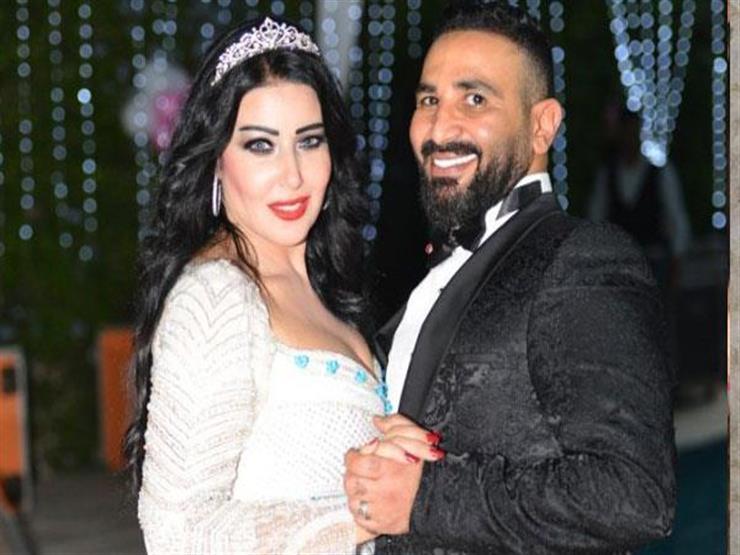 بالفيديو| أحمد سعد: لن أسمح بإيذاء سمية الخشاب.. وزوجتي القادمة من خارج الوسط