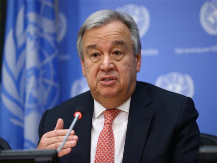 سكرتير الأمم المتحدة: لا نستطيع تحقيق أهداف استراتيجية 2030 دون الشباب