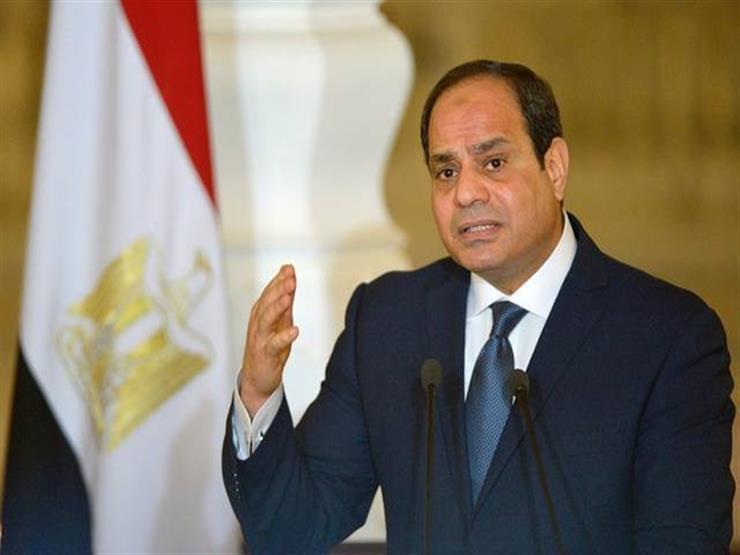 """""""البلد زى الفل"""".. ١٠ رسائل من السيسي إلى المصريين"""