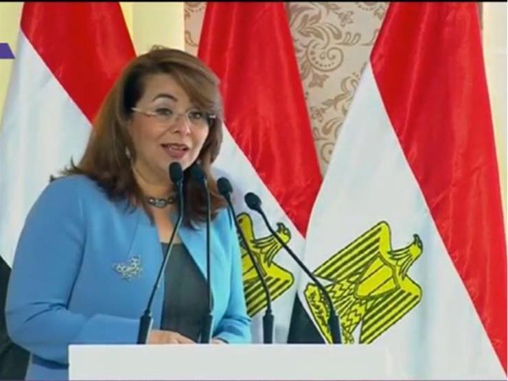 وزيرة التضامن الاجتماعي: الانتهاء من لائحة قانون التأمينات الموحد