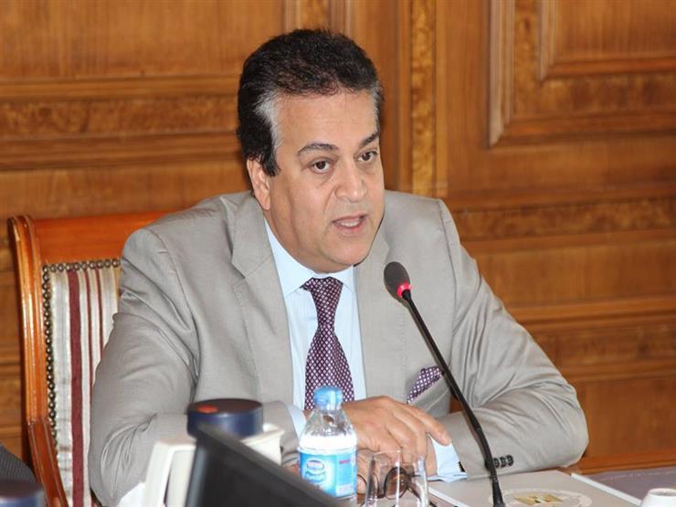 وزير التعليم العالي: فتح أفرع للجامعات الأجنبية في مصر يؤدي لخلق التنافسية