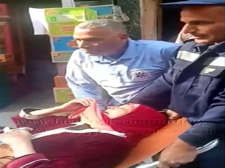 أصيبت بغيبوبة سكر.. الحماية المدنية تنقذ مسنة تعرضت لوعكة صحية ببني سويف
