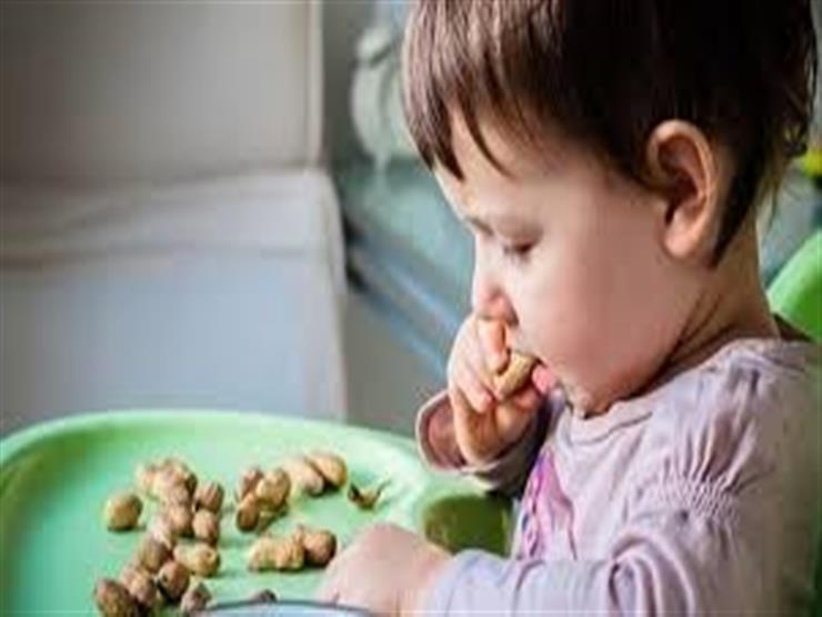 البيض والفول السوداني يحميان طفلك من الحساسية