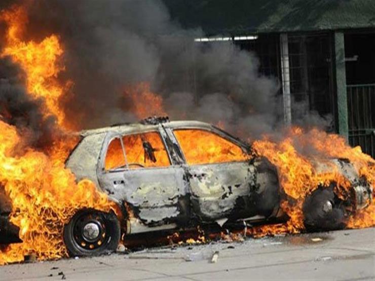 دخان كثيف وحالة ذعر.. مصدر يكشف تفاصيل حريق سيارة داخل نفق الأزهر
