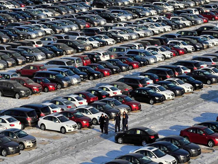 """""""التأمين الإجباري"""": ترخيص 16.075 سيارة جديدة بمصر في نوفمبر الماضي"""
