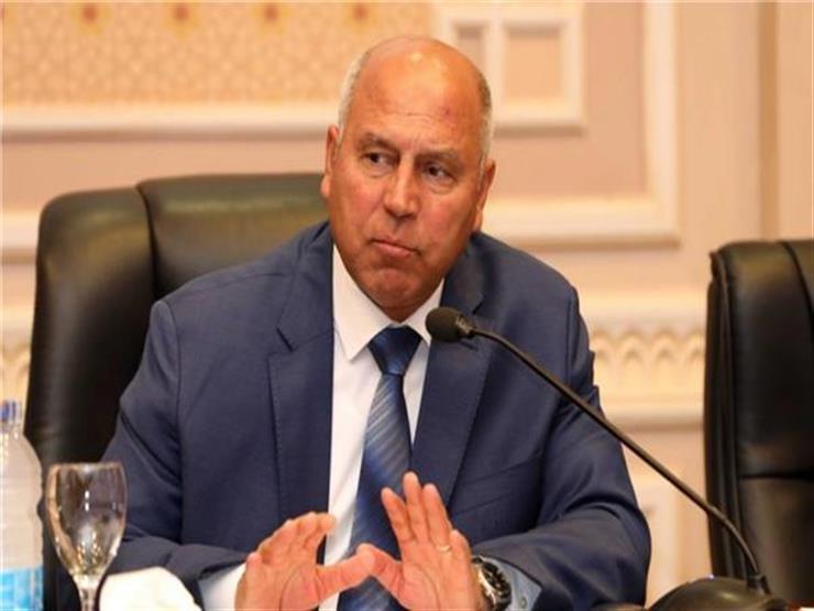 وزير النقل يتابع مشروع إعادة تأهيل خط سكة حديد