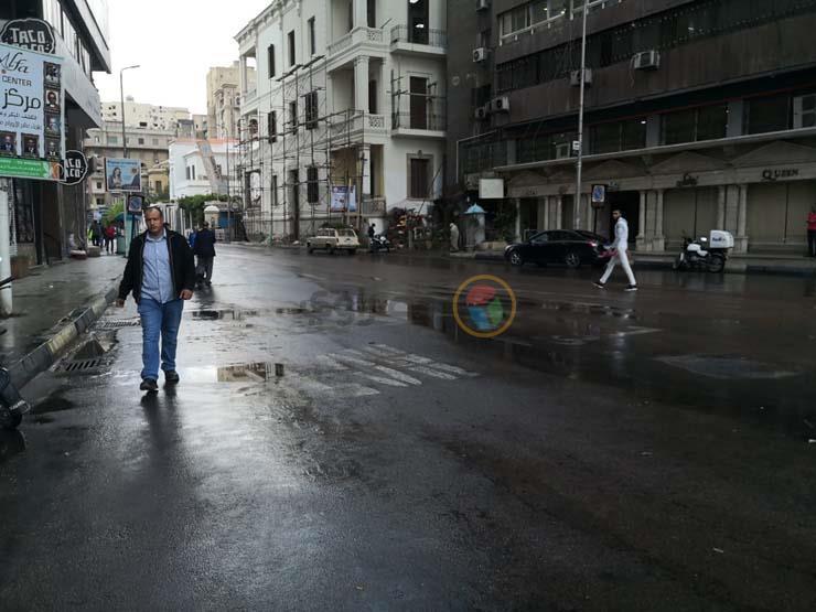 أمطار تصل القاهرة.. الأرصاد تعلن بيان حالة طقس الاثنين   مصراوى