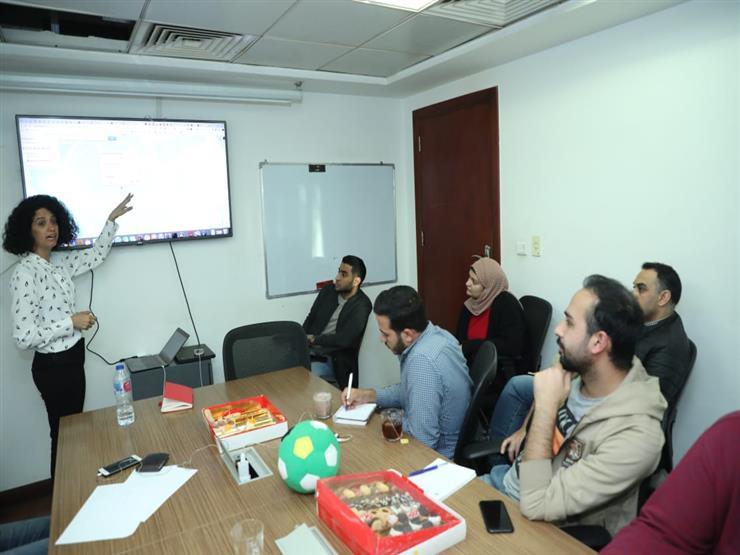 جوجل  تبدأ تدريباتها في  مصراوي  ضمن مبادرة  الابتكار الرقم   مصراوى