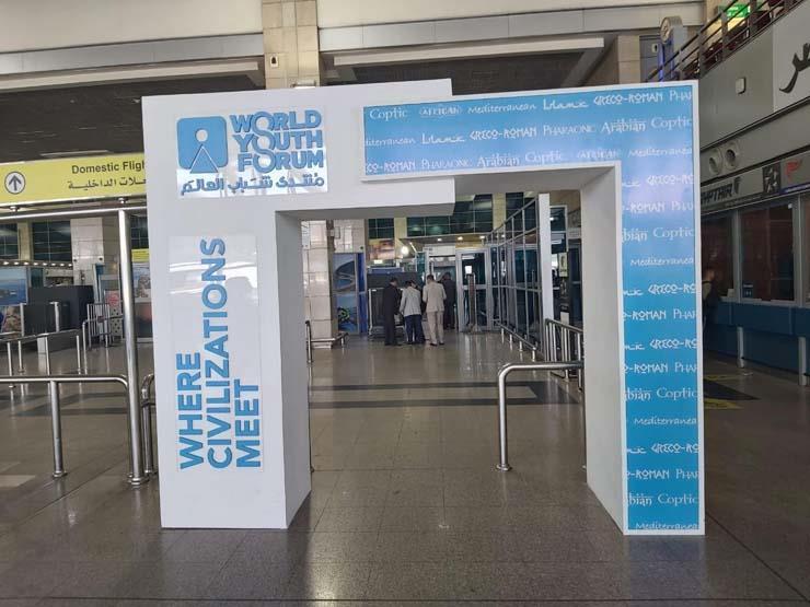 الطيران المدني تنتهي من استعدادات استقبال ضيوف منتدى شباب العالم
