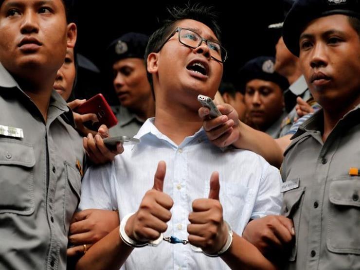 """محامو الدفاع عن صحفيي """"رويترز"""" يطعنون ضد الحكم بسجنهما في ميانمار"""