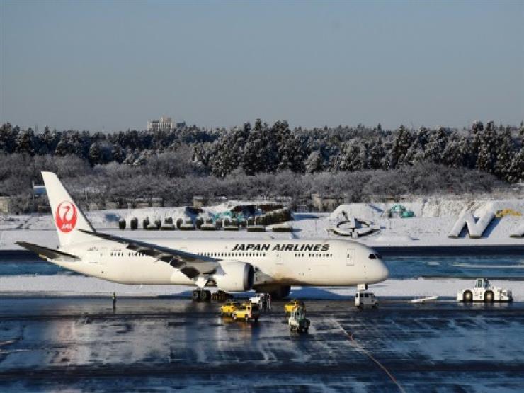 إغلاق أجزاء من مطار ناريتا في طوكيو بعد انزلاق طائرة عن المدرج