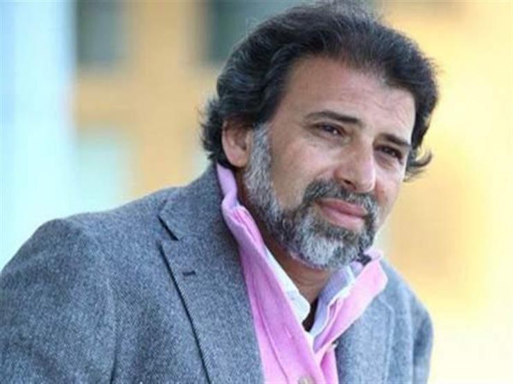 """خالد يوسف: """"أنا في باريس منذ أسبوع لزيارة ابنتي وزوجتي"""""""