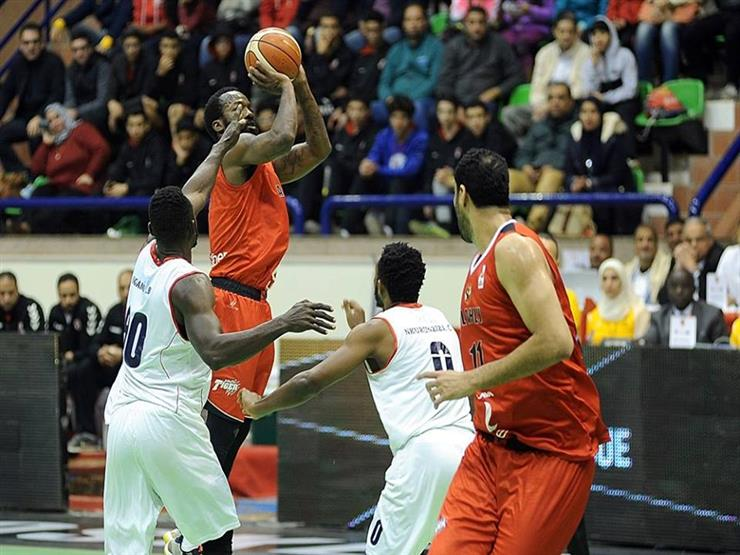 الأهلي يقتنص تأهلًا صعبًا في بطولة أفريقيا لكرة السلة