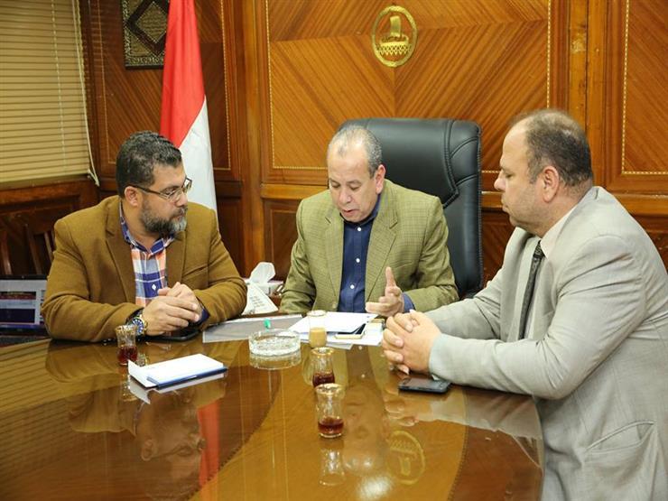 توصيل الغاز الطبيعي إلى ثلاث مدن في كفر الشيخ