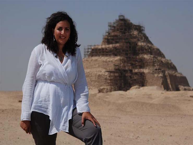 """""""الثورة صالحتني على البلد"""".. """"مونيكا"""" تركت إيطاليا للحفاظ على آثار مصر"""