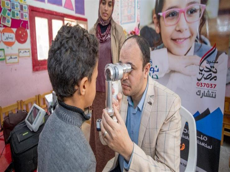 """صندوق تحيا مصر: المرحلة الأولى من """"نور حياة"""" مستمرة في ٥ محافظات خلال الفصل الدراسي الثاني"""