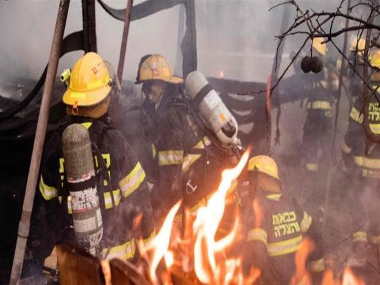 حريق يخرب مبنى سكنيا جنوبي إسرائيل ... والفاعل كلب