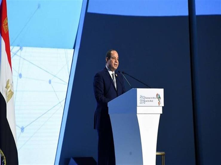 السيسي: حققنًا نجاحًا ملموسًا.. واتفقنا على تسريع التجارة الحرة داخل أفريقيا