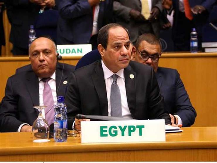 السيسي: عام 2019 سيشهد إصلاحات عميقة بالاتحاد الأفريقي