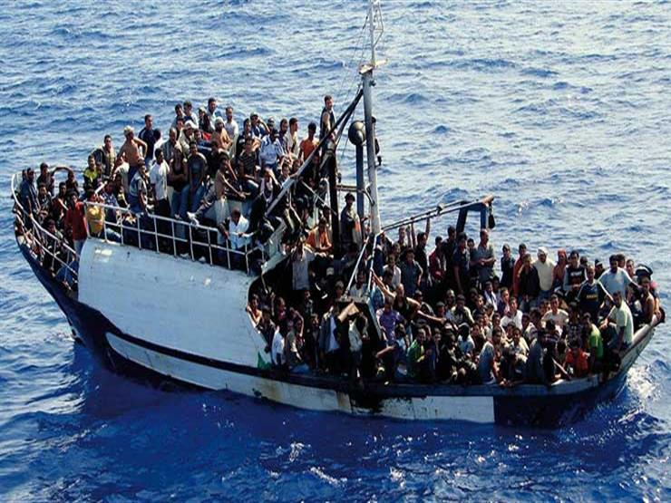 المنظمة الدولية للهجرة: نحو 150 مهاجرا معرضون للغرق قبالة ليبيا