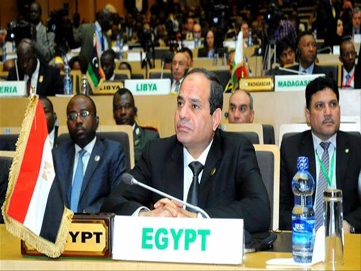 المستشار القانوني للاتحاد الإفريقي: مصر بين 6 دول تسدد 60% من ميزانية المنظمة