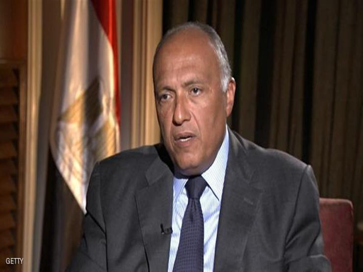 وزير الخارجية: لا نتدخل في شئون الآخرين وليس لنا أهداف غير واضحة
