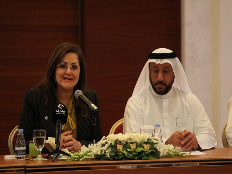 وزيرة التخطيط تبحث مع غرفة الشارقة التجارية فرص الاستثمار في مصر