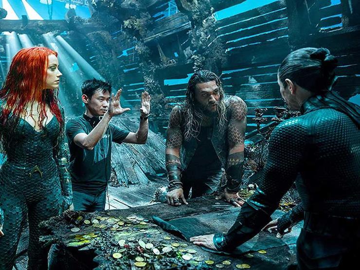 """بعد تخطيه مليار دولار.. """"Warner Bros"""" تستعد للجزء الثاني من """"Aquaman"""""""