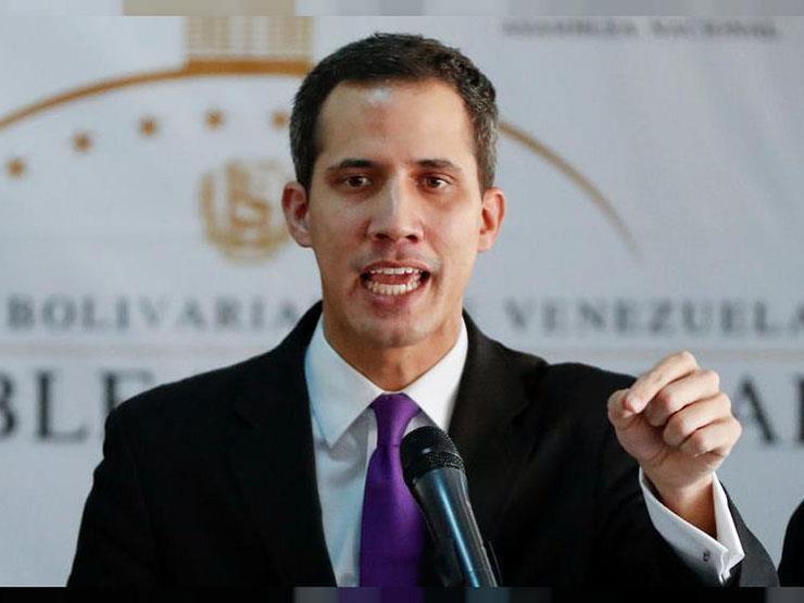 جوايدو يحدد موعد دخول المساعدات إلى فنزويلا في ظل تصاعد الاحتجاجات