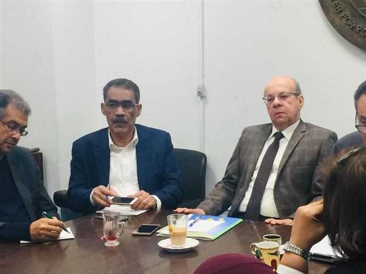 """بعد ترشحه لـ""""الصحفيين"""".. ضياء رشوان يطلق حملته الانتخابية من """"الأهرام"""""""