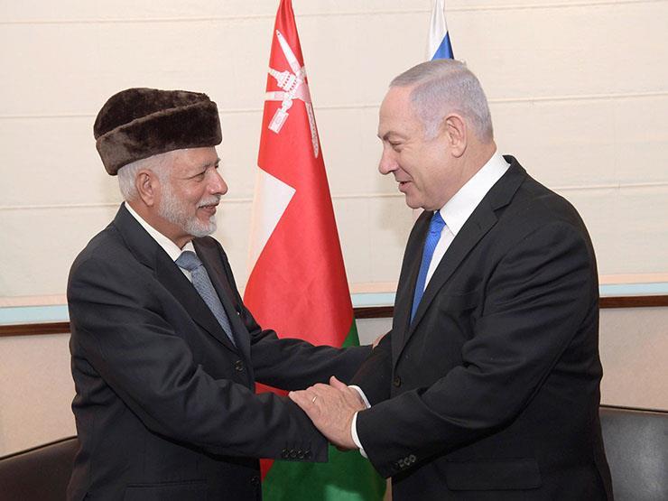 نتنياهو يلتقى وزير الخارجية العُماني في