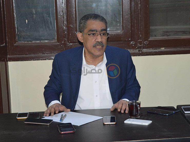 """""""دعاية انتخابية"""".. رفعت رشاد منتقدًا تصريحات ضياء رشوان بزيادة بدل الصحفيين"""
