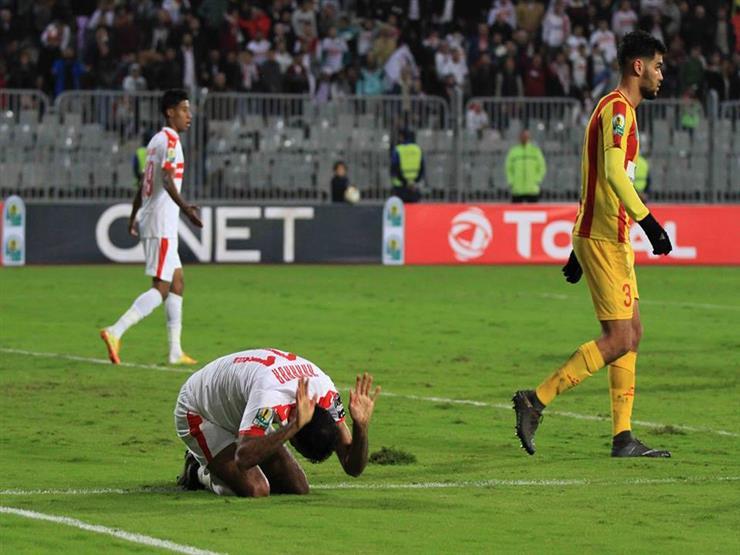 """تقرير.. """"توقف الزمالك"""".. كيف تناولت الصحف الجزائرية تعادل نصر حسين داي؟"""