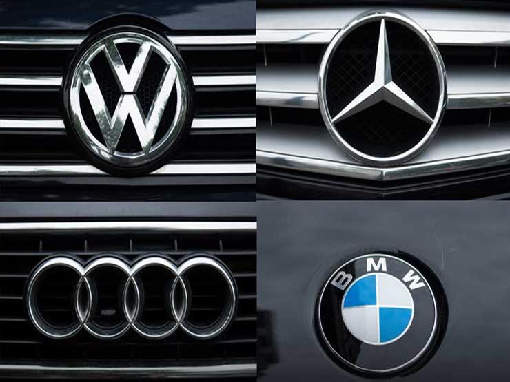"""مبيعات """"فولكسفاجن"""" و""""مرسيدس"""" و""""أودي"""" تتراجع.. و """"""""BMW  ترتفع"""