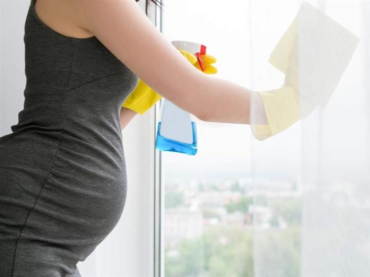 دراسة تحذر الحوامل: منتجات التنظيف تسبب ضررا لرئة الجنين
