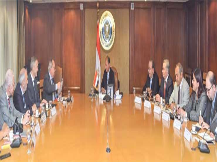 نصار يبحث استعدادات استضافة معرض دولي للتعبئة والتغليف بمصر في ديسمبر