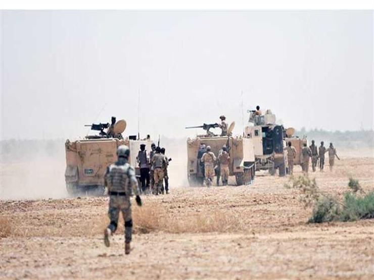 العراق: حملة تفتيش عن العناصر الإرهابية جنوب الفلوجة