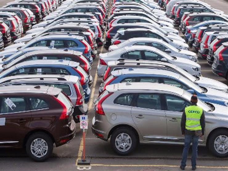 تراجع مبيعات السيارات في أوروبا للشهر الخامس على التوالي