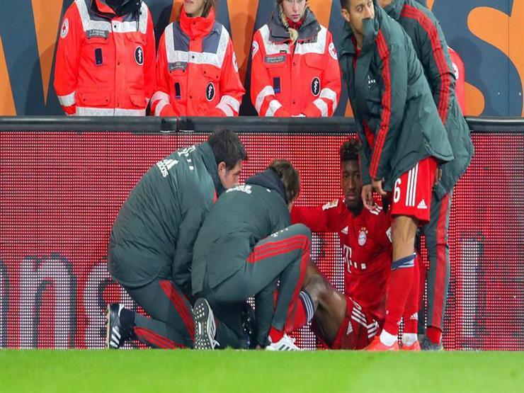 بايرن ميونخ يُعلن جاهزية كومان لمباراة ليفربول