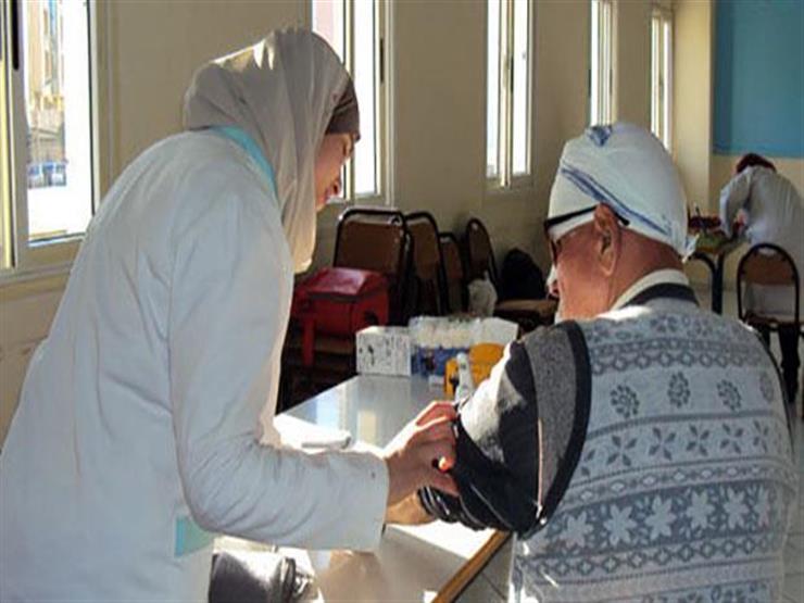 """""""مستقبل وطن"""" يواصل فعاليات القافلة الطبية الشاملة بالمجان بدار السلام"""