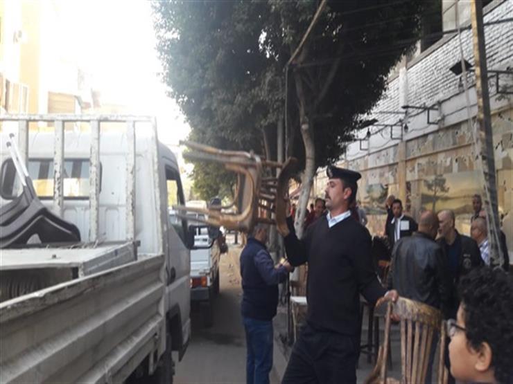 محافظة القاهرة: تحرير477 محضر إشغال طريق خلال أسبوع