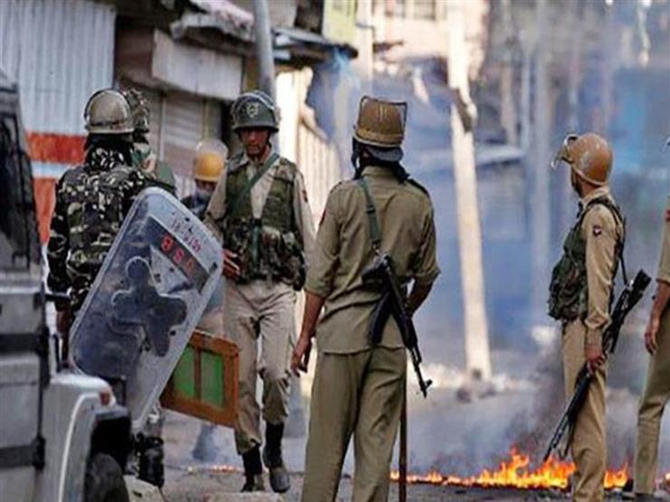 مصر تدين الهجوم الإرهابي على عناصر من الشرطة الهندية في كشمير