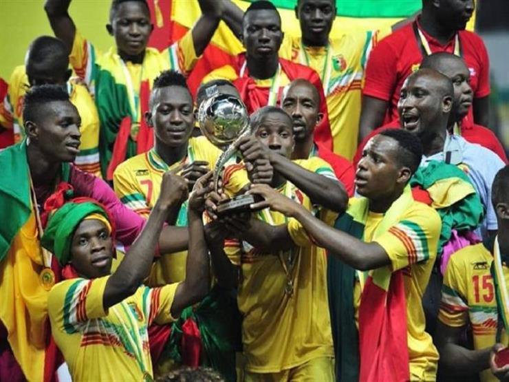 مالي تفوز بكأس الأمم الأفريقية للشباب